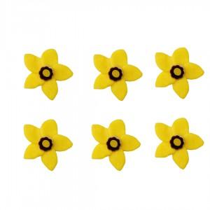 Fleurs de table en bonbons