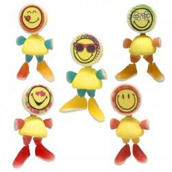 Smiley en bonbons