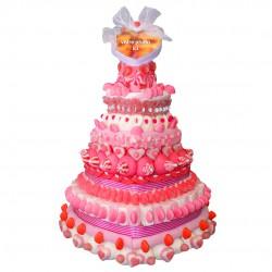 """Gâteau de mariage """"Toi et Moi"""""""