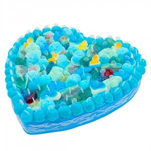 Gâteau de bonbons Mister LOVE