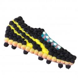 gateau chaussure football bonbon