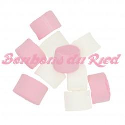 Chamallows rose et blanc