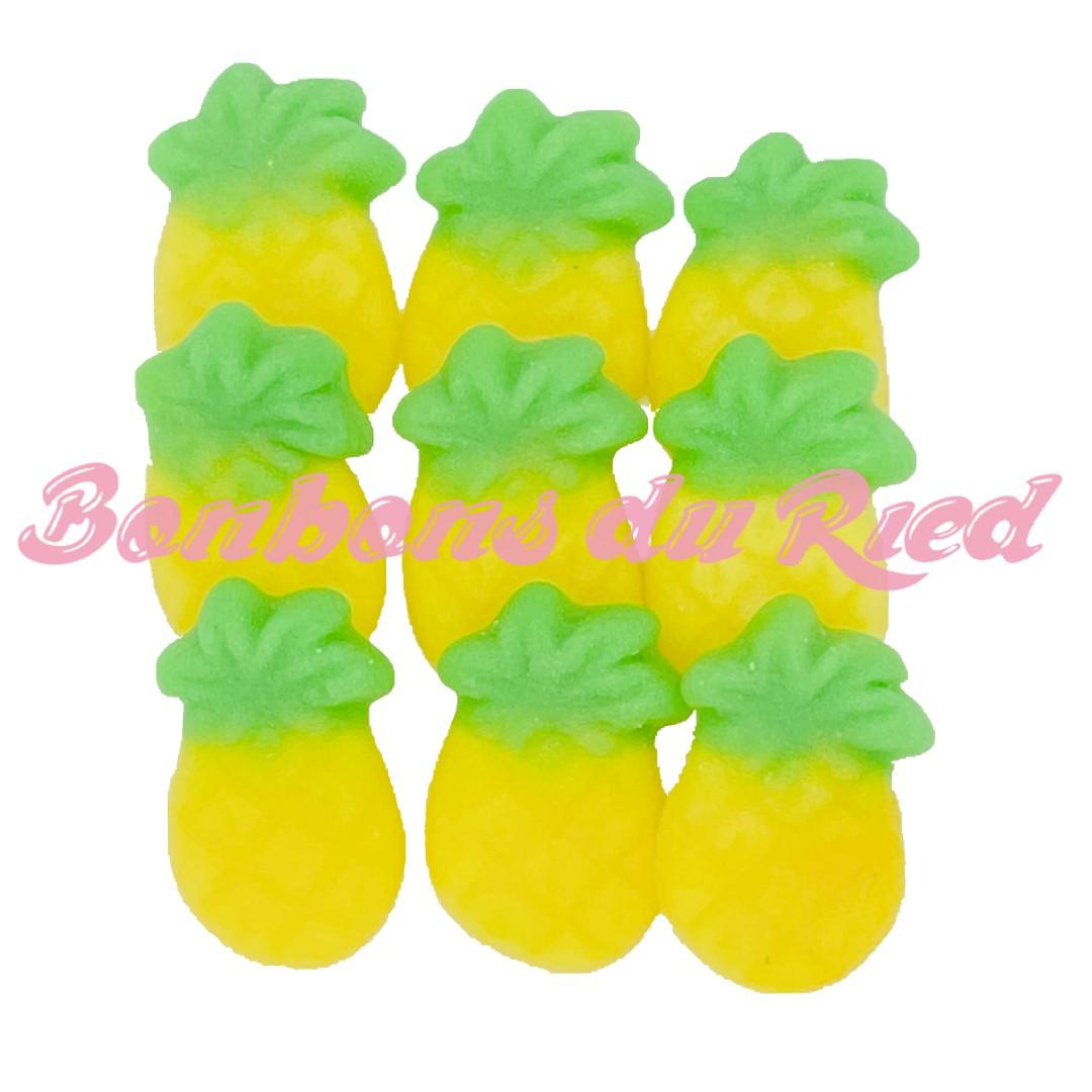 Ananas gélifiés bonbon DULCEPLUS
