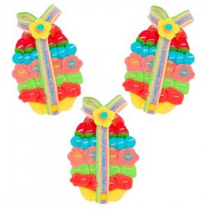 Œuf de Pâques en bonbons