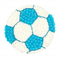 gâteau Ballon de football en bonbons