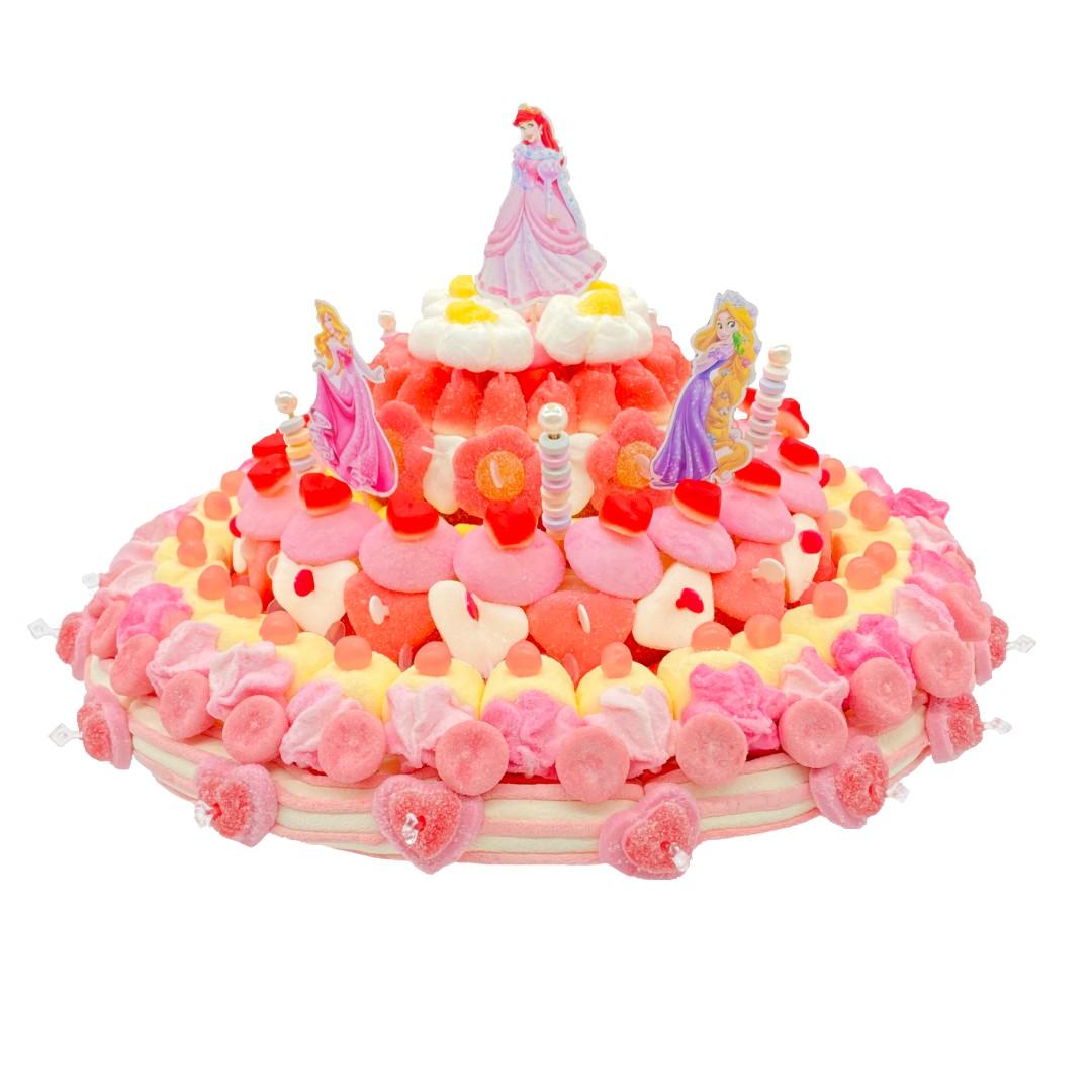 Gâteau Princesses