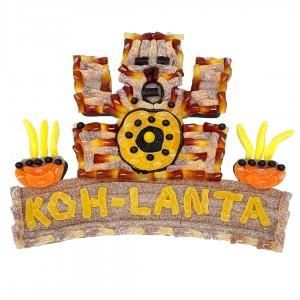 TOTEM Koh-Lanta en bonbons