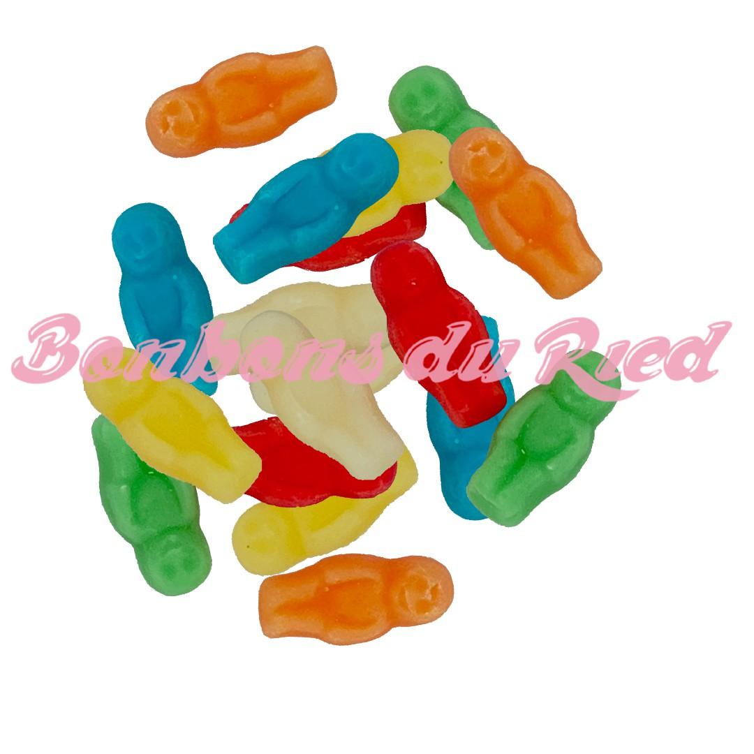 bonbons bébés en sucre tendre