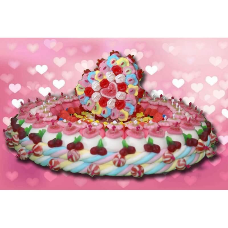 Gâteau de mariage en bonbons › Bonbons du Ried