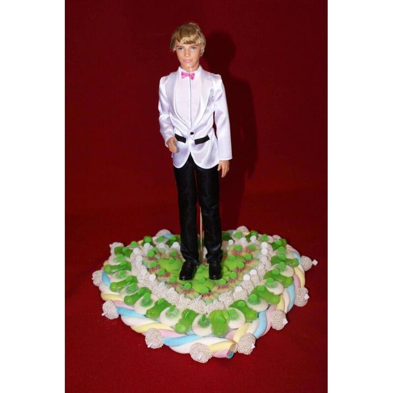 Ken en marié
