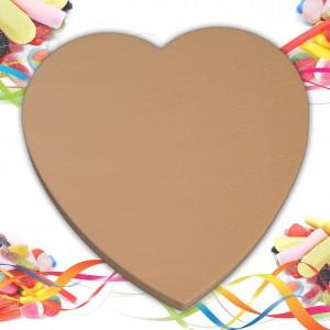 Support polystyrène coeur épaisseur 3 cm