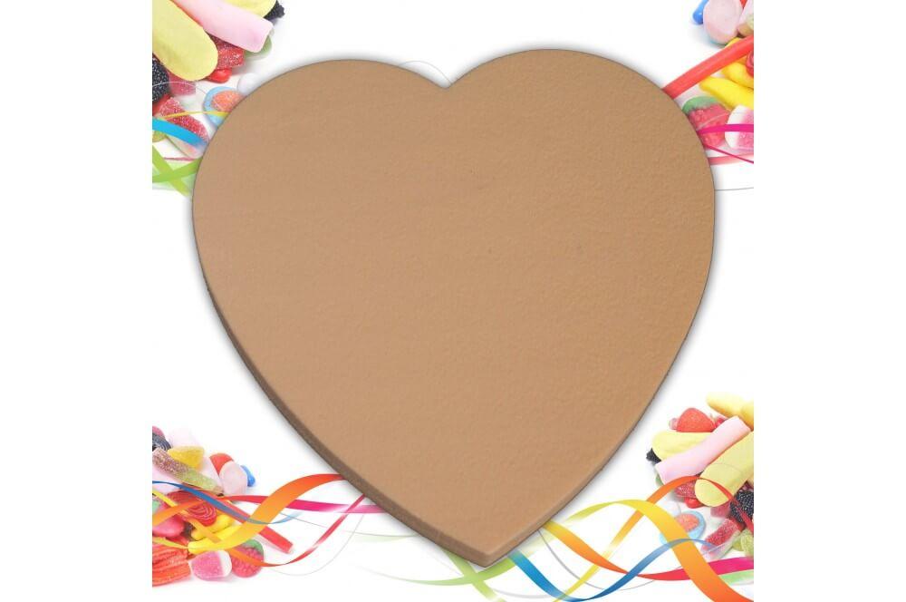 Support polystyrène cœur épaisseur 3 cm