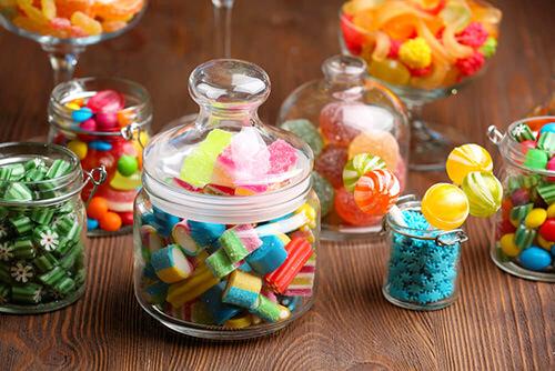 Idées de bonbons pour anniversaire enfant - Bonbons du Ried