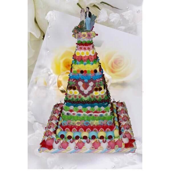 Bonbons du Ried › Nos Gâteaux de bonbon pour mariage